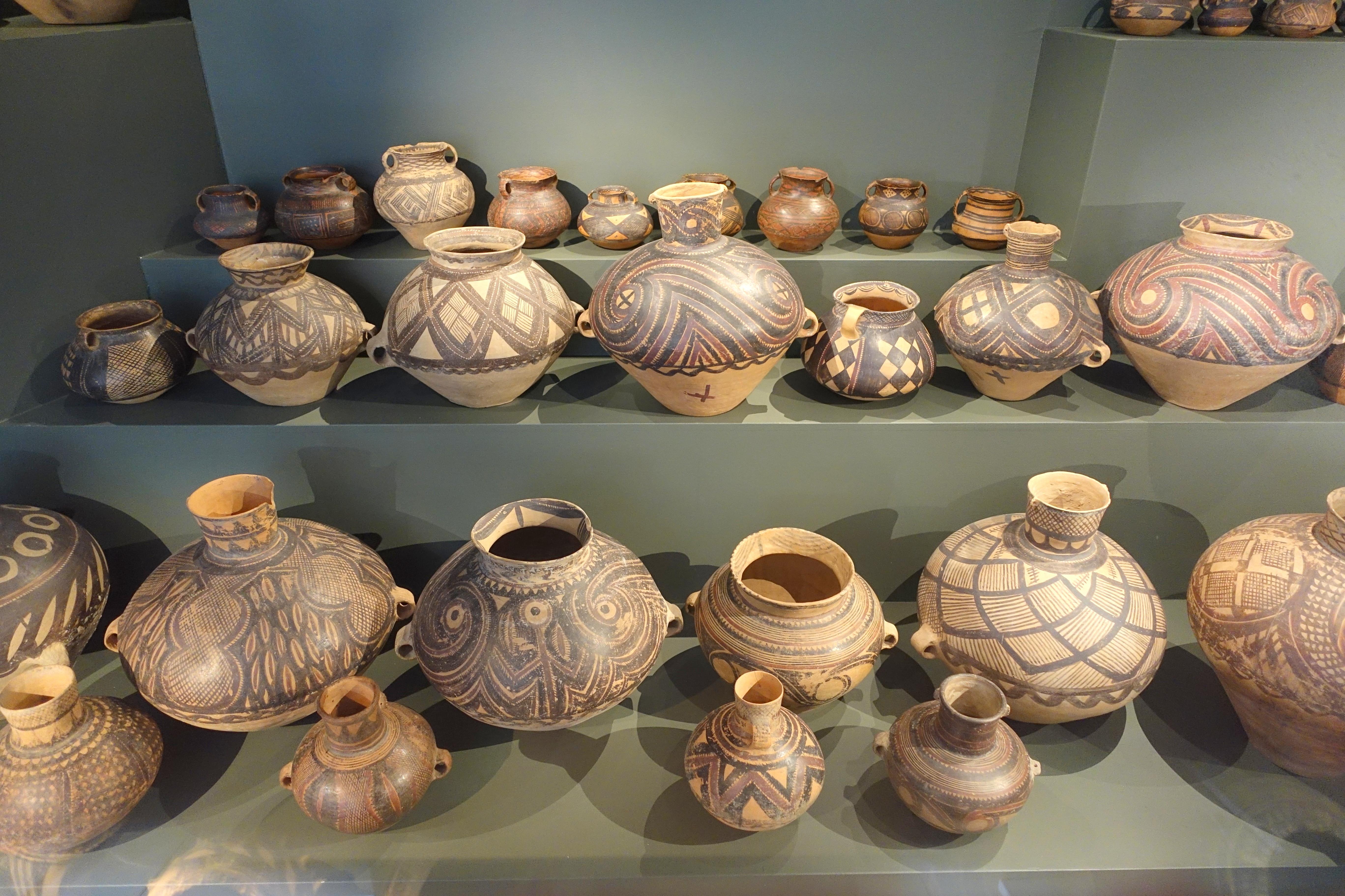 Неолит – искусство в камне и керамике
