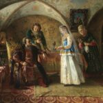 Свадебные обряды на Руси начала XVII века
