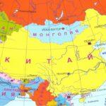 География Китая