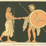 Ясон приходит к царю Пелию